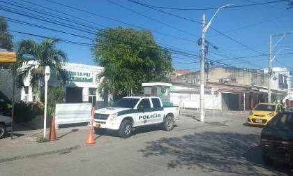Investigan muerte de joven al interior de un CAI en el barrio La Paz