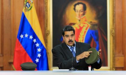 En video | Maduro anuncia que multiplicará por 34 el salario mínimo