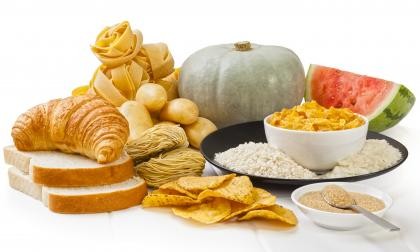 Los carbohidratos son alimentos que proveen el cuerpo de energía.