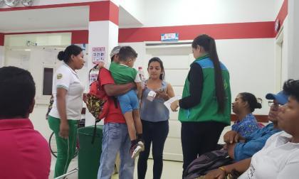 ICBF atiende caso de niños intoxicados en hogares comunitarios de Córdoba