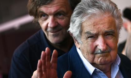 Pepe Mujica, de presidente a estrella del Festival de Venecia