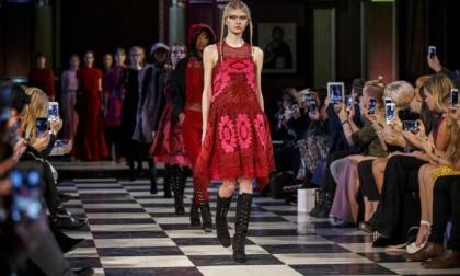 Diseñadores excluyen las pieles en la semana de la moda de Londres