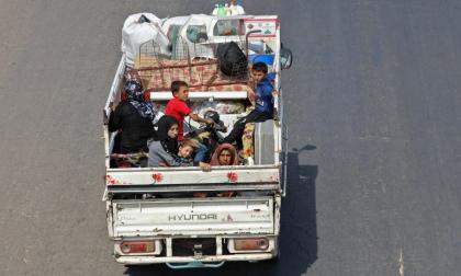 """ONU teme """"la peor catástrofe humanitaria"""" por desplazamiento en Siria"""