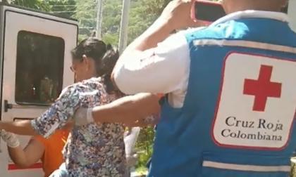 En video | Evacúan colegio en Santa Marta por intoxicación de estudiantes