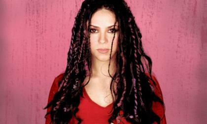 Portada del disco de Shakira