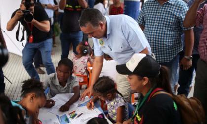 Jornada contra la pobreza en localidades de Cartagena