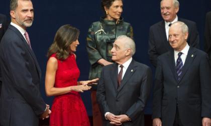 """""""La tecnología permite que cualquiera haga una película"""": Scorsese, Premio Princesa de Asturias"""