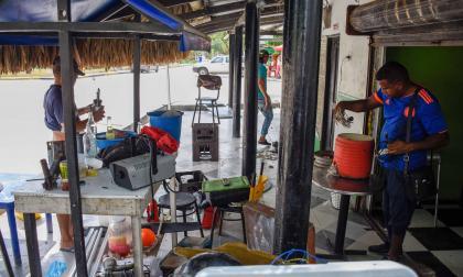 Incertidumbre entre caseteros de Puerto Colombia por reubicación