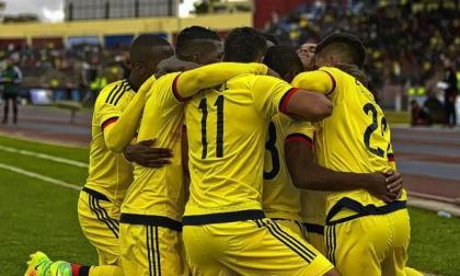 Colombia compartirá grupo con Chile y Brasil en el Sudamericano sub-20
