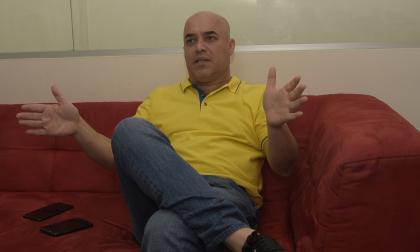 """En diciembre se define candidatura"": Gonzalo Baute"