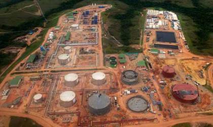 Producción de crudo aumentó 1,7%: Minminas