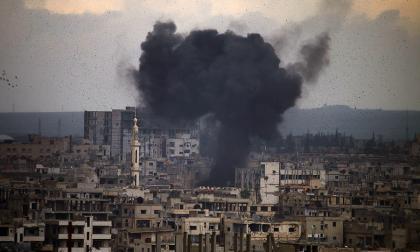 Más de 200 muertos en tres días deja asalto del Estado Islámico en Siria