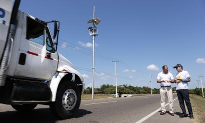 En carreteras del Atlántico restringirán circulación de motos de 10 p.m. a 6 a.m.