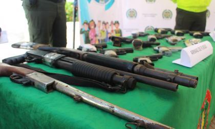 En Montería impera el alquiler de armas
