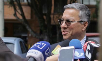 Leonardo Espinosa Quintero, fiscal general ad hoc.