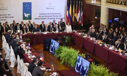 En video | Países del Mercosur coinciden con Bolsonaro en reformar el bloque