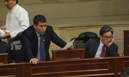 Debate de la Ley de Financiamiento en la Cámara.