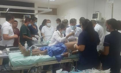 15 niños y 3 adultos intoxicados en fiesta en Valledupar