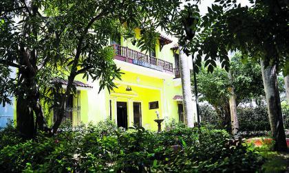 La casa fue donada a la fundación Museo Cultural de Barranquilla por las hermanas alemanas Carmen y Ester Freund Strunz.
