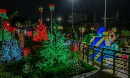 Malecón del Río recibirá el 2019 con juegos pirotécnicos