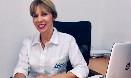Haidee Álvarez Torres, nueva gerente de Aguas del Sur del Atlántico