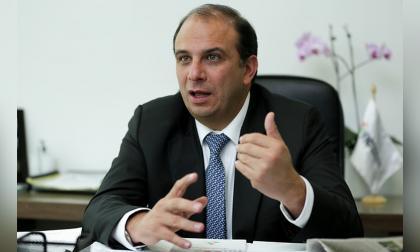 Carlos Camargo, director de la Federación Nacional de Departamentos.