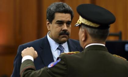 Los militares, grandes aliados de Maduro
