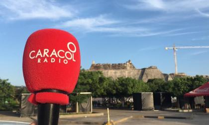 'Pilas que los van a matar': motorizados a periodistas de Caracol Radio en El Salado