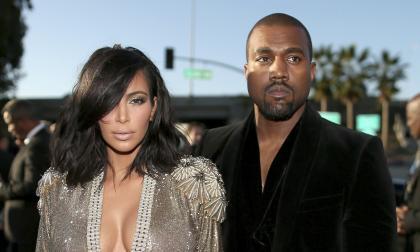 Kim Kardashian y Kanye West anuncian el próximo nacimiento de su cuarto hijo