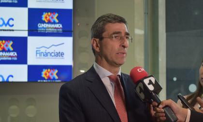 Juan Pablo Córdoba, presidente de la BVC.