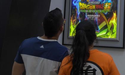 En video | La fiebre de Dragon Ball en Barranquilla