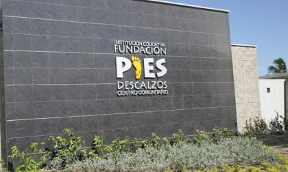 Colegio Pies Descalzos.