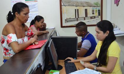 En Malambo, 207 no bancarizados reciben pago de Más Familias en Acción