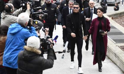 En video   Cristiano Ronaldo deberá pagar millonaria multa por fraude fiscal