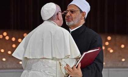 En video | Desde Abu Dabi, el Papa clama para que cese guerra en el Oriente Medio