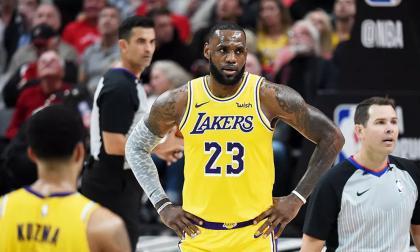 Los Lakers son el segundo equipo más valorado.