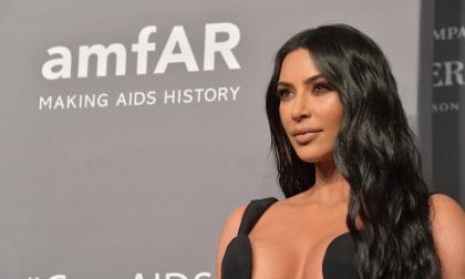 Kim Kardashian y su drama con la psoriasis