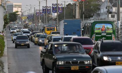 El 1, 2 y 3 de marzo no regirá el pico y placa para taxis