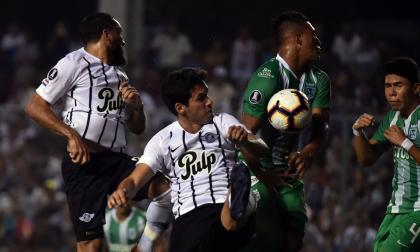 El equipo de Leonel Álvarez vence a Nacional en la Libertadores