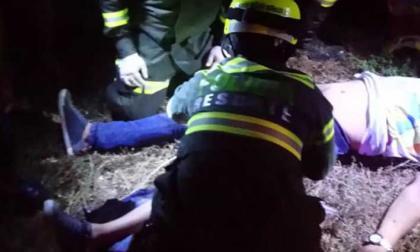 Se accidenta bus entre Sabanalarga y Sabanagrande: 34 heridos