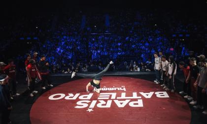 En video | El breakdance seduce en París pensando en los Juegos Olímpicos