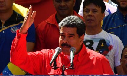 EEUU anuló visas de 49 personas allegadas a Nicolás Maduro