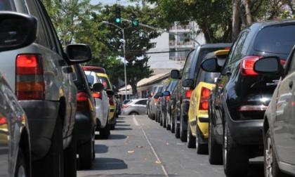 Este es el pico y placa para vehículos particulares por Carnaval