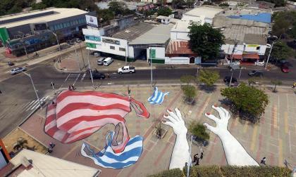 La huella del 'Street Art' en Barranquilla