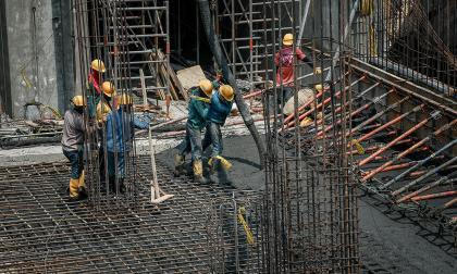 Las obras se encuentran en un 25%, según afirmó el ingeniero de la obra.