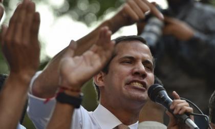 Tribunal Supremo solicita levantamiento de la inmunidad parlamentaria de Guaidó