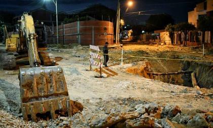 Suspenden clases en el Sofía Camargo por daños tras obras en la 21
