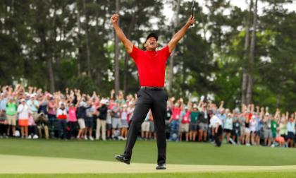 Tiger Woods: 15 fechas clave de su carrera