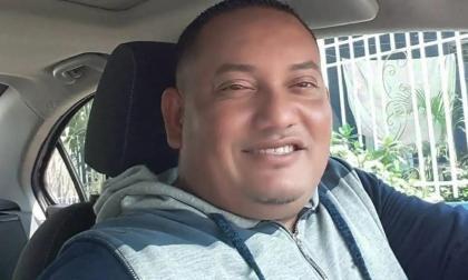 Jaider Seisa Navarro, 38 años, asesinado.