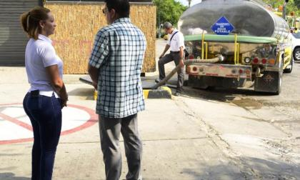Suministro de agua se inició en dos hoteles de Santa Marta